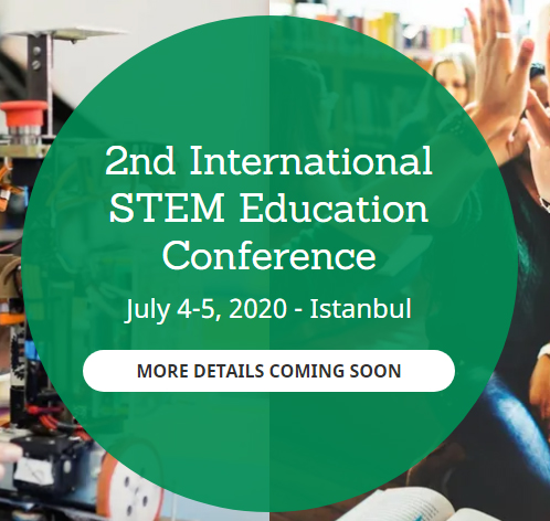 1st International STEM Education Conference